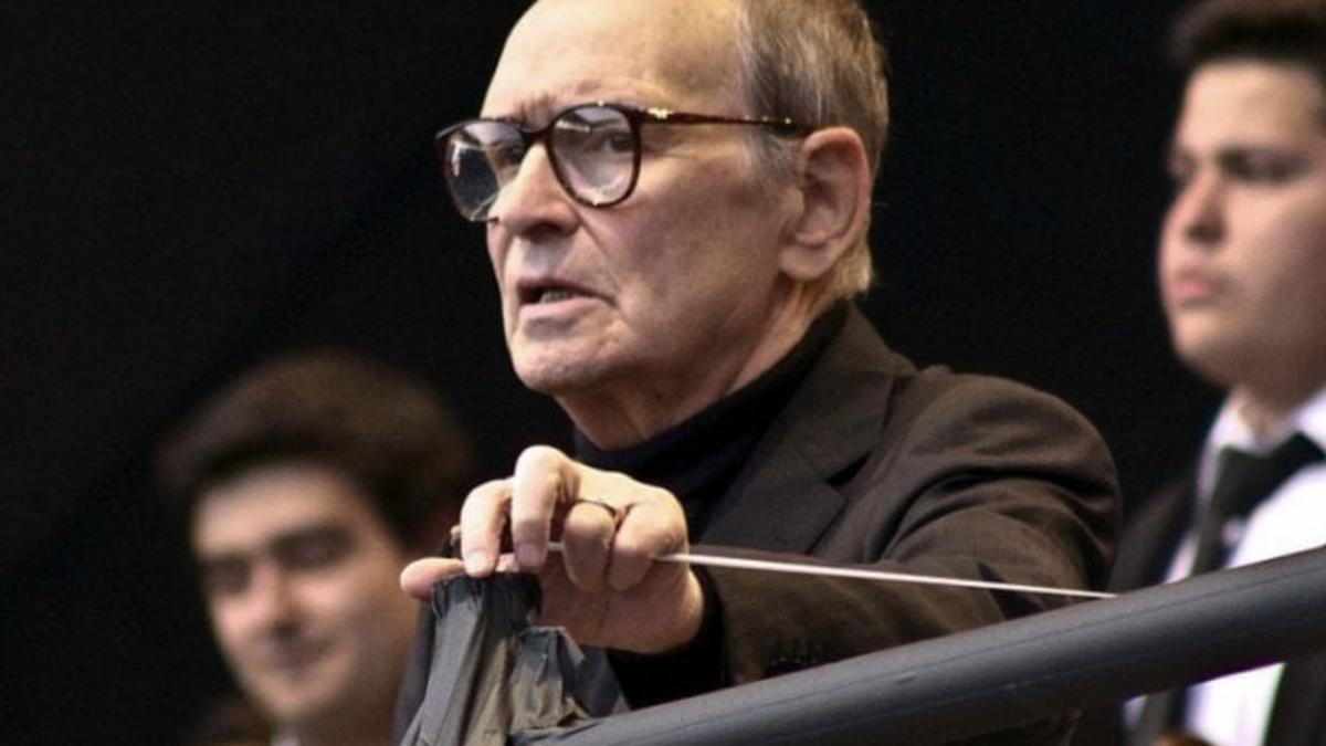 Ennio Morricone, una vita per la musica